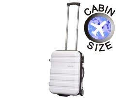 Mała walizka 50/18 AMERICAN TOURISTER 76A*001 biała